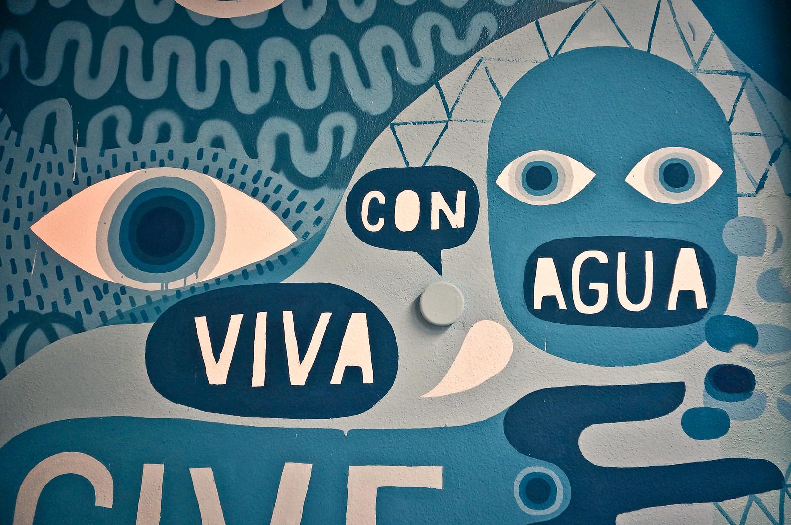 Millerntor Gallery Viva con Agua Hamburg