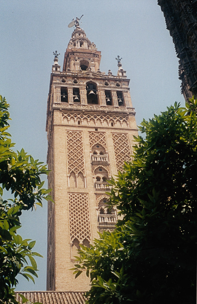 Spain-Sevilla-Cathedral