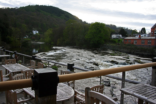 The Corn Mill Llangollen