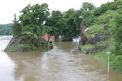 Hochwasser 2013 - 04.06.