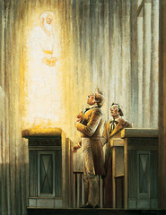 Elijah Restores the Power to Seal Families for Eternity