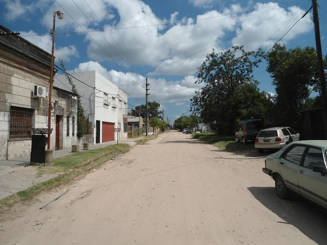 calles de tierra
