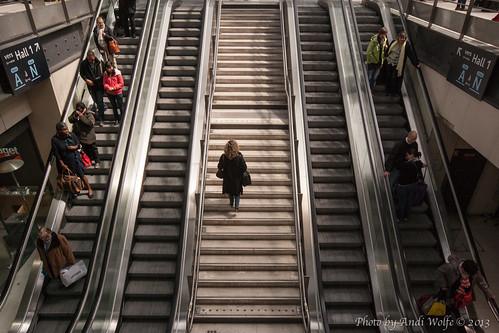 Gare du Lyon by andiwolfe