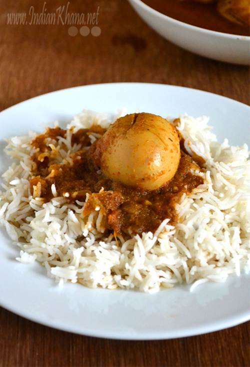 Punjabi Egg Masala Anda Curry Recipe