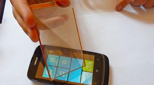 SunPartner - непрозрачная солнечная панель зарядит мобильное устройство