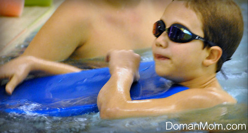 Outsourcing Swim Lessons: Our Less Than Stellar Experience (7 Years Old)