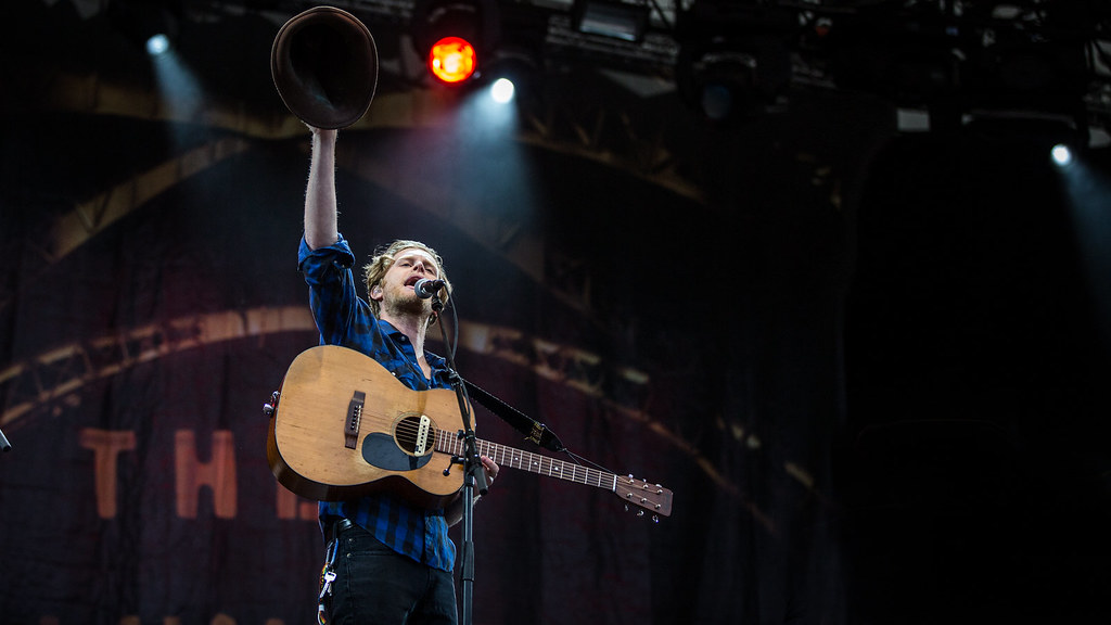 The Lumineers, Hovefestivalen 2013