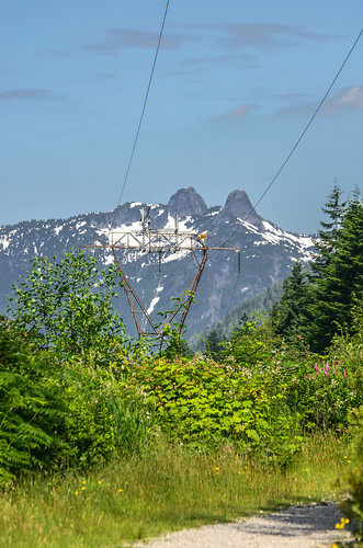 <p>Grouse Mountain, North Vancouver, British Columbia, Canada<br /> Nikon D5100, 70-300 mm f/4.5-5.6<br /> July 1, 2013</p>