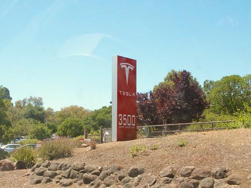 Tesla Visit 1