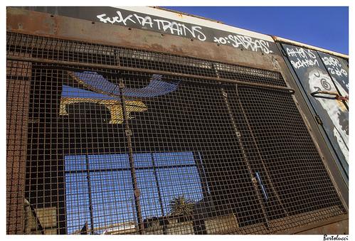 grafitti greece urbex korinthia korinthos aeurope peleponnesos tamronsp1750mmf28xrdiiildaspifvc osestation alsthomlocomotive gallides