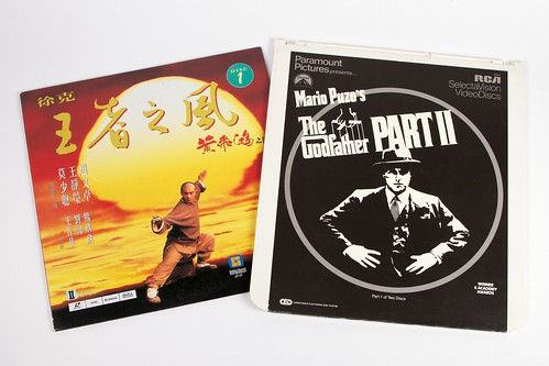 Laser and video discs 2
