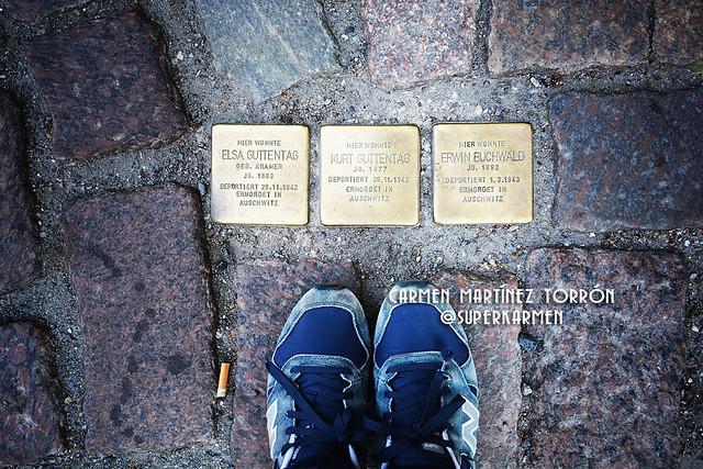Elsa, Kurt & Erwin Guttentag. Murdered in Auschwitz.