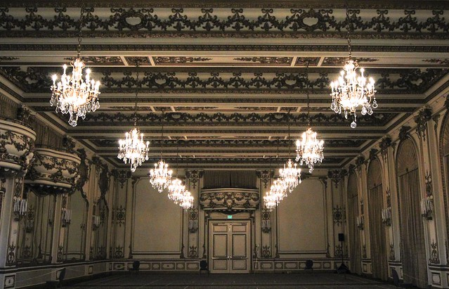 Fairmont ballroom