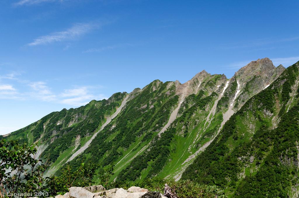 20130803 西穂高岳