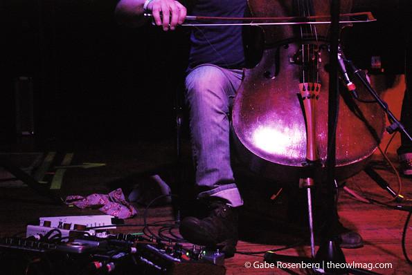 Ben Sollee @ Altar Bar, Pittsburgh 8/9/13