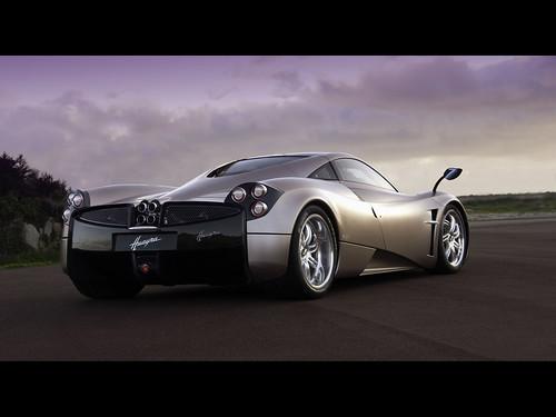 Pagani Huayra - Top Gear Review