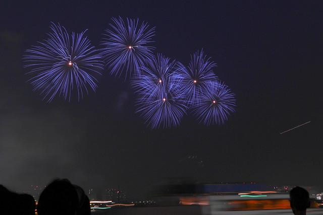 東京湾大華火 Tokyo Bay Grand Fireworks