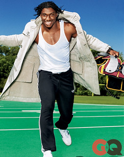 Robert Griffin III (RG3) GQ MAGAZINE PICTURES & VIDEO