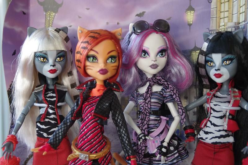 Les Monster High de Cendrine  9548826238_4710c8ab3b_c
