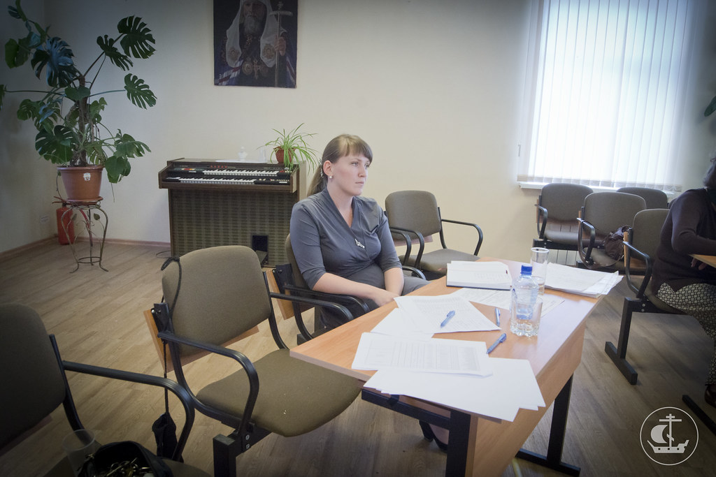 21 августа 2013, Вступительные экзамены в магистратуру и на регентское отделение. День 2