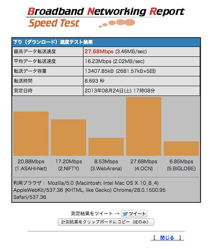 Broadband Networking Report