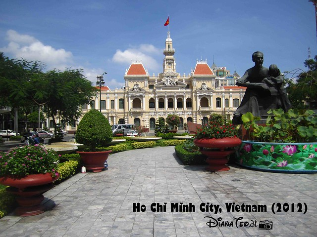 Day 7 - Ho Chi Minh City Hall 01