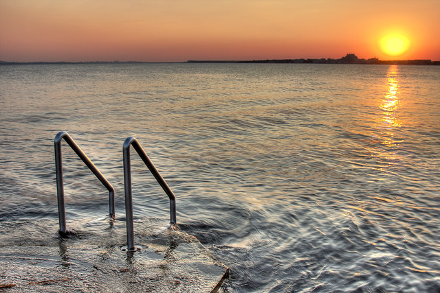 Black Sea Sunset - Flickr CC Salva Barbera