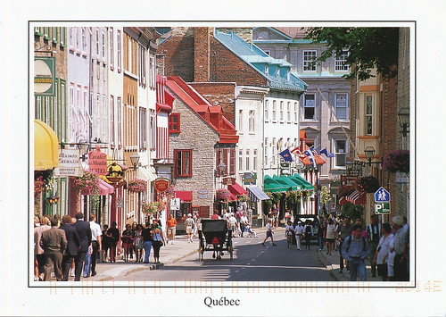Historic District of Old Québec