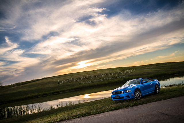 Winnipeg Mustang 2013 Photoshoot 01