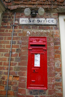 Letterbox - Wiston, West Sussex