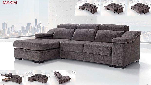 Sofa con cheslong con una bonita tapiceria flickr for Medidas sofa cheslong