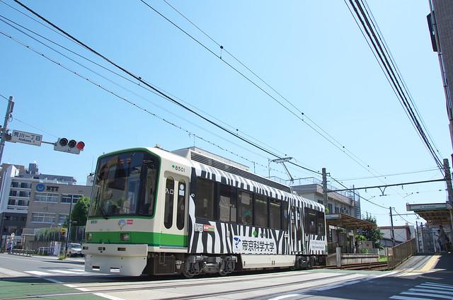 Tokyo Train Story 都電荒川線 2013年9月19日