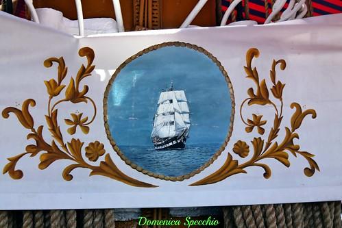 A bordo della nave Palinuro by Domenica Specchio