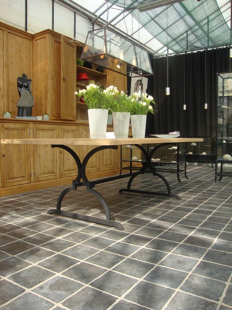 Meubels decoratie staal met stijl - Eigentijdse patio meubels ...