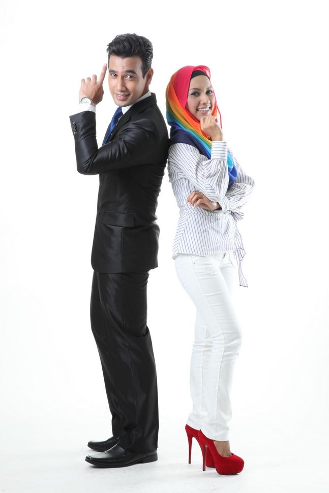 Gandingan Utama, Alee Khairi dan Zara Zya