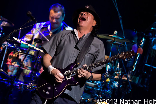 Santana - 09-18-13 - House of Blues, Las Vegas, NV