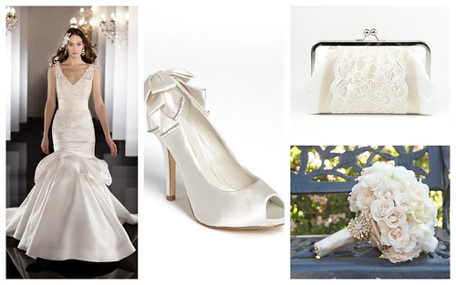 {Girly Details} Bridal Style by Nina Renee Designs