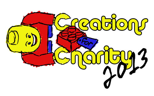 Creations for Charity 2013 begins!