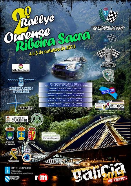 2º Rallye Ribera Sacra 2013