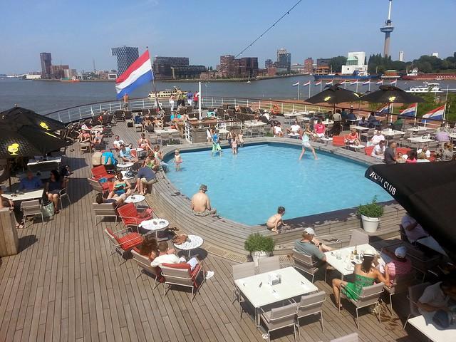 ss Rotterdam achterdek 1