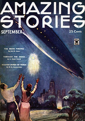 Amazing Stories v09 n05 [1934-09] cover