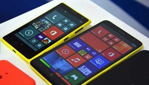 Nokia Lumia 1520   6 colių Windows telefonas? Really?