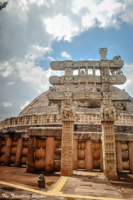 Sanchi Stupa (24)
