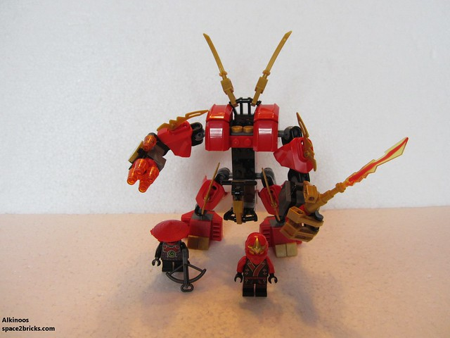 Lego Ninjago 70500 p10