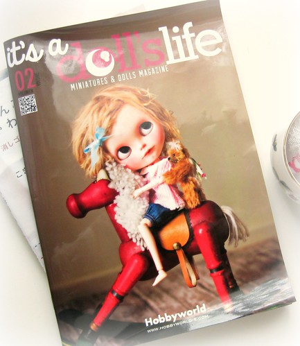 It´s a doll´s life