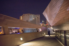 A night at the Denver Art Museum