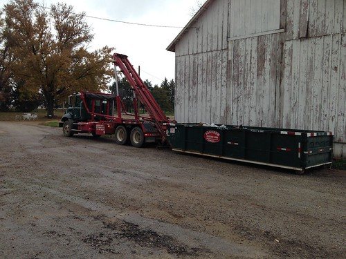 dumpster rental quad cities