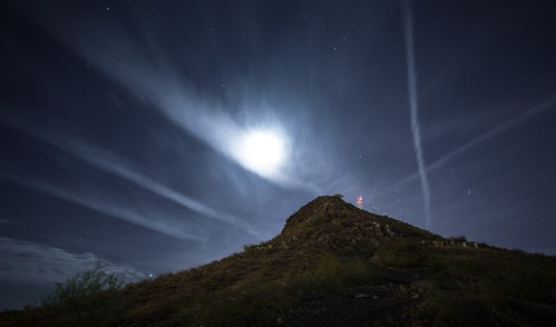 longexposure arizona mountain night nikon wideangle asu tempe d3200 amountainhaydenbuttepreserve