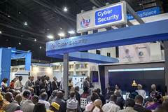 On the Showfloor: The Cybersecurity Stand