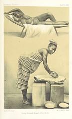 """British Library digitised image from page 647 of """"Die Nigritier. Eine anthropologisch-ethnologische Monographie, etc"""""""